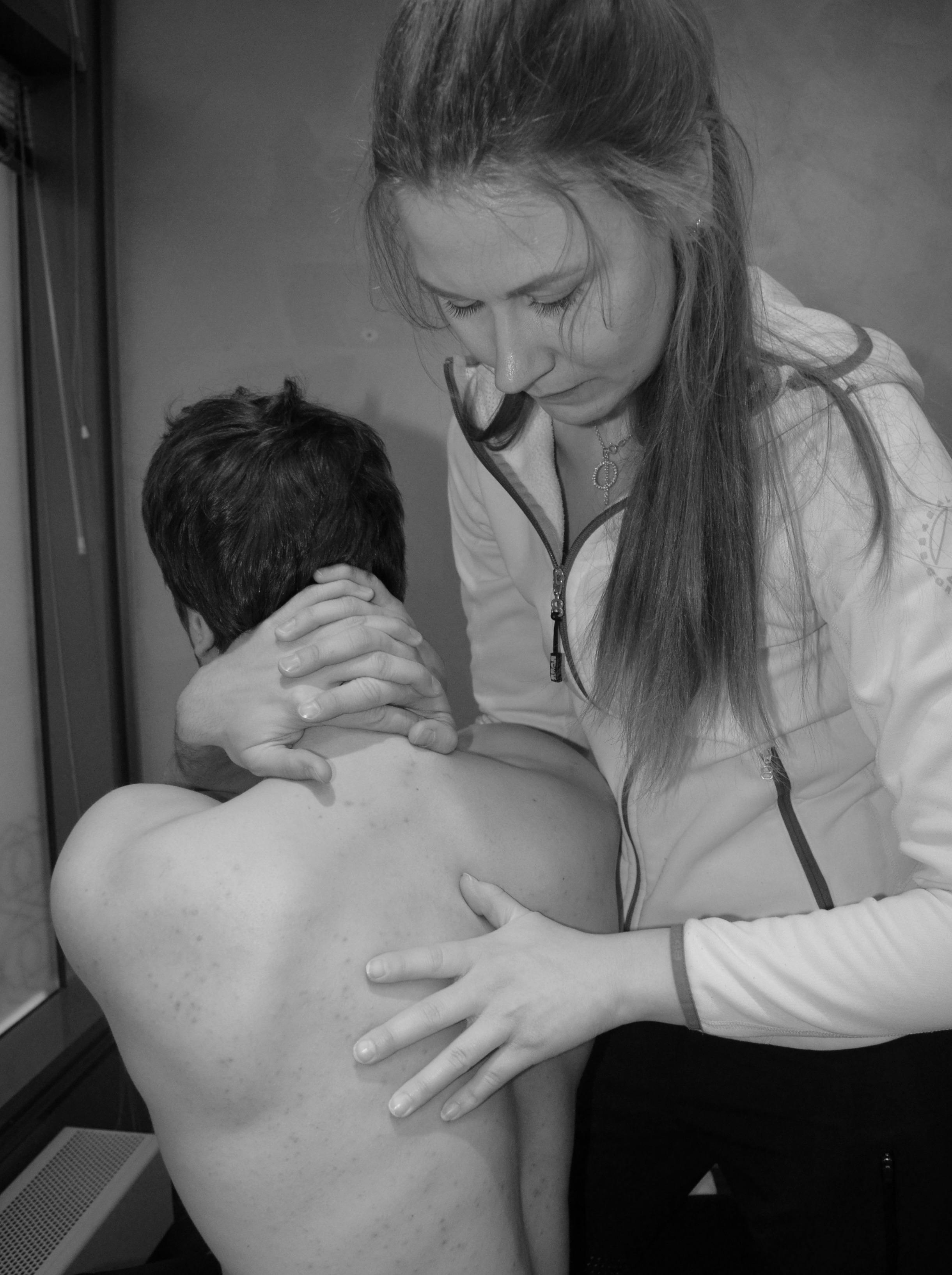 välilevyn pullistuma selässä hoito